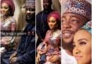 Pictures From Nikkah Wedding Of Billionaire Aliko Dangote's Daughter To Her Heartrob Jamil