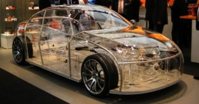 See World's Transparent Car Launched At Frankfurt Auto Show (pics)