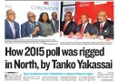How 2015 Poll Was Rigged In North, Tanko Yakassai