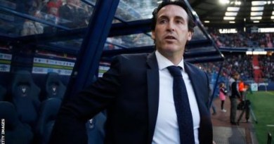 Unai Emery Replaces Arsene Wenger As New Manager Of Arsenal Fc