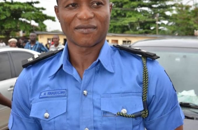 Meet The Nigerian Police AllegedTo Have N2 Billion (pic)