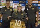 Diego Maradona Coach Of A Football Club Owned By Mexican Incarcerated Drug Lord  Kingpin 'El Chapo'  (pics)