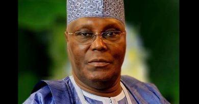 Buhari Met Adamawa, Borno & Kaduna Governors To Postpone Elections In Their States, Abubakar Atiku