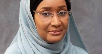 APC Kicks & Reacts As Buhari's Minister Appoints Buhari's Critic As Her Spokesperson (pics)