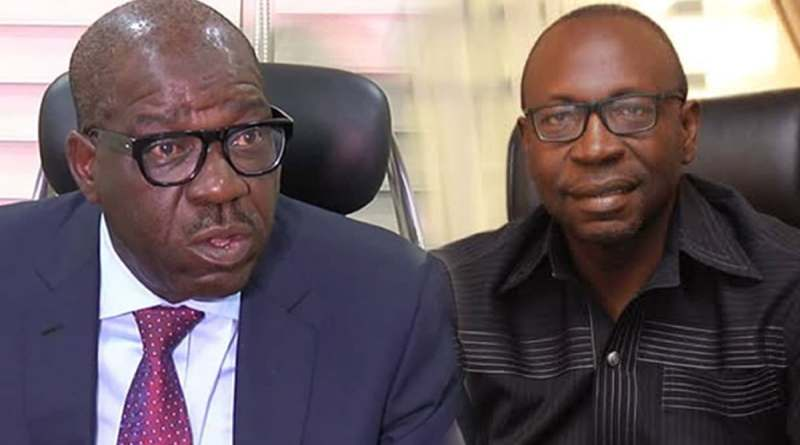 See Full Results Of Edo Governorship Election, Obaseki Beats Ize Iyamu Osagie In His Local Govt (pics)
