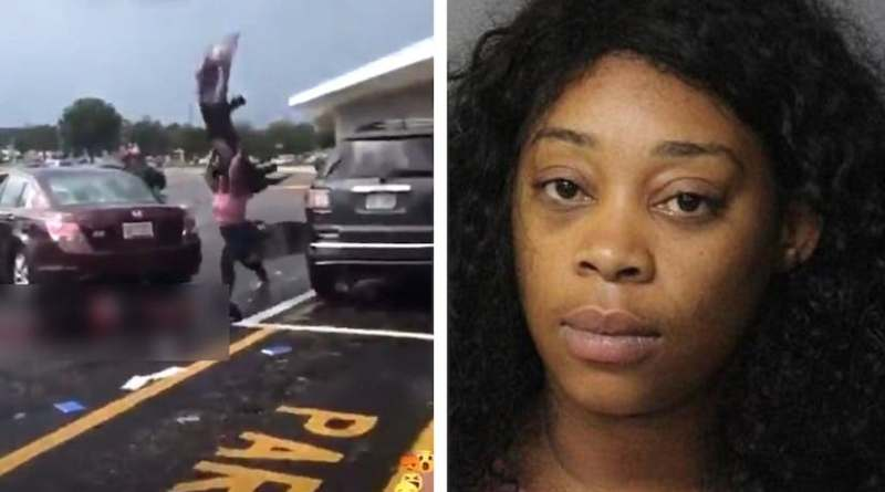 Fear Women: Woman Yells At Dying,Unconscious Partner Who She Ran Over With Her Car (pic & video)