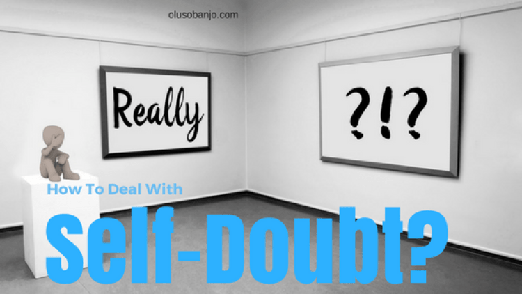 how to deal with self-doubt