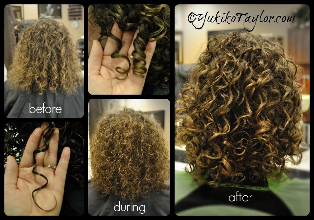 What Happens When Curls Suck Up Moisture