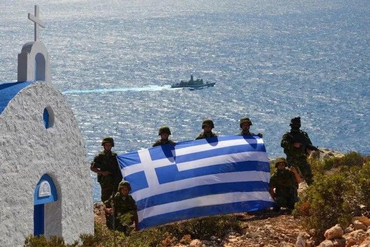 Η σκιά της ισχύος των όπλων καθορίζει και το αποτέλεσματων διπλωματικώνδιαπραγματεύσεων