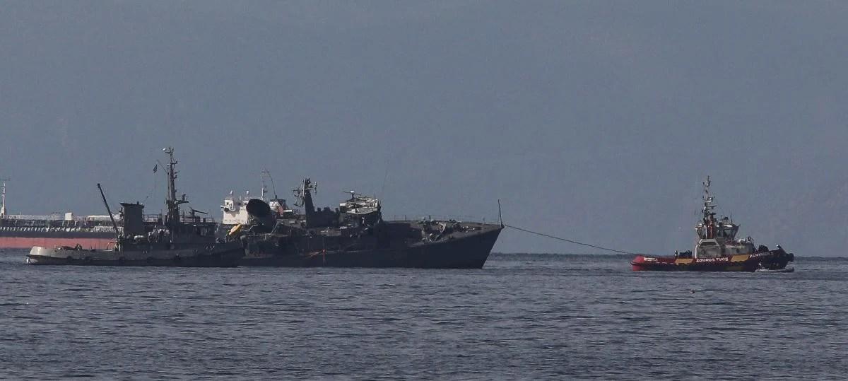 Απόφαση κόλαφος του Πρωτοδικείου για τον διεμβολισμό του πολεμικού μας πλοίου Καλλιστω στο λιμάνι του Πειραιά