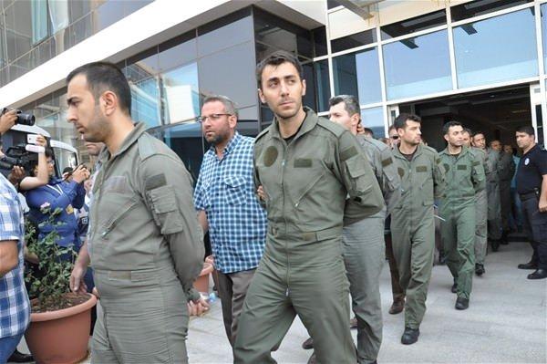 Τουρκική Πολεμική Αεροπορία : Πετώντας στην άβυσσο…