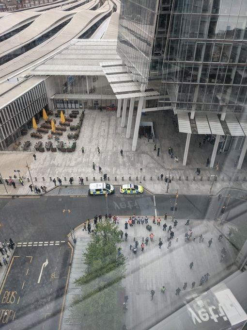 Συναγερμός στο Λονδίνο – Εκκενώθηκε σταθμός τρένου