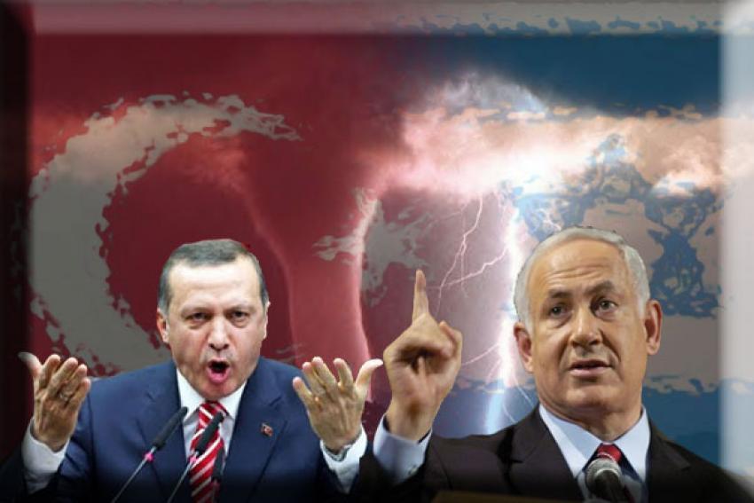 Το Ισραήλ αγοράζει σαν τρελό τούρκικα προϊόντα, παρά το αντισημιτικό μίσος των Τούρκων!