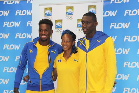 BOA Announces Team Barbados for Rio 2016