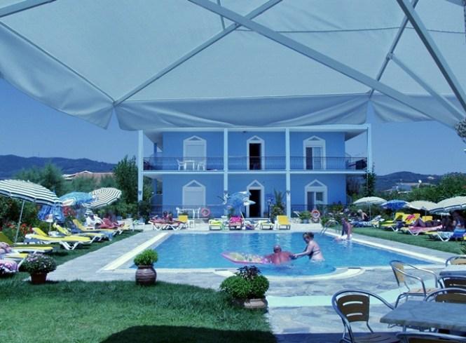 Blue Diamond Studios In Corfu Olympic