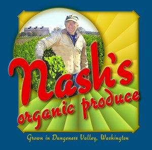 Organic farm located in the Sequim-Dungeness Valley.
