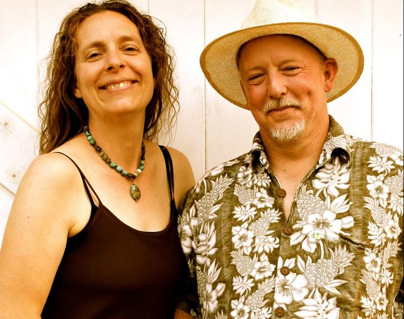 Kia and Cort Armstrong
