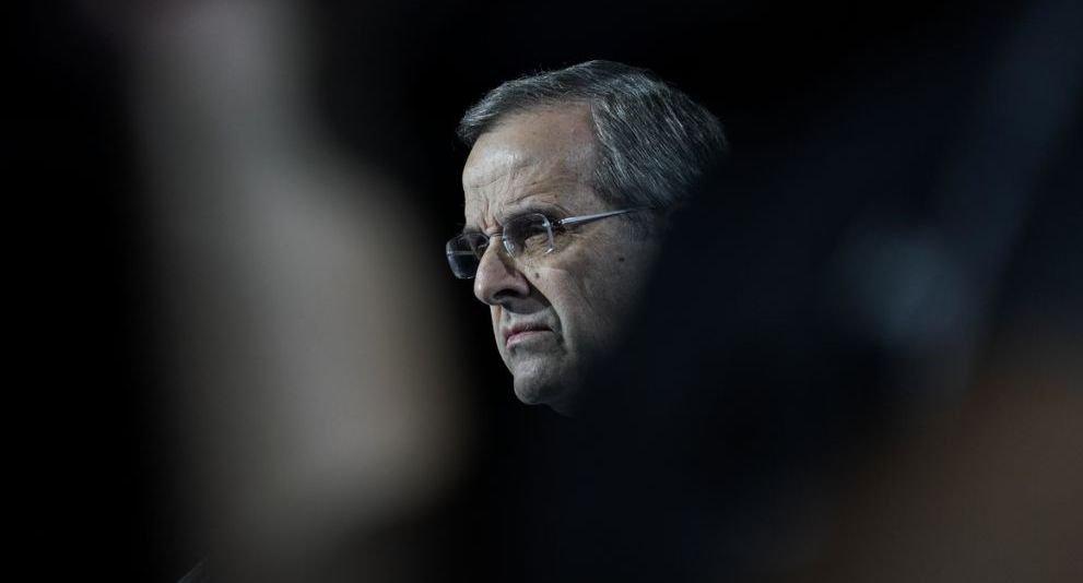 """Σαμαράς: """"Η έναρξη των διερευνητικών ακυρώνει κάθε συζήτηση για κυρώσεις στην Τουρκία"""""""