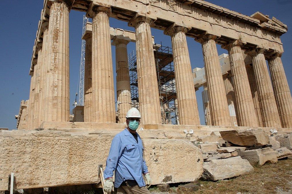 Παγκόσμια είδηση το άνοιγμα της Ακρόπολης