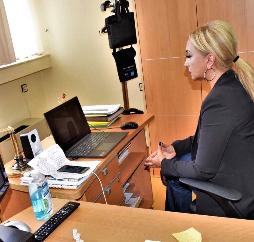 Π.Ε. Πιερίας   Με τηλεδιάσκεψη η σύσκεψη του Συντονιστικού Οργάνου Πολιτικής Προστασίας
