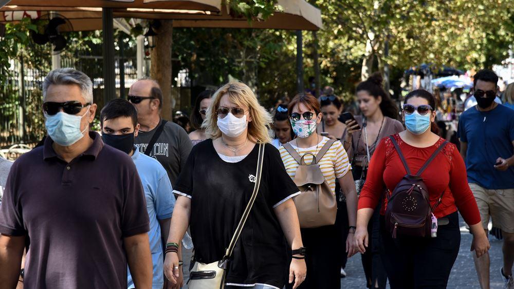 Κορωνοϊός | 7 κρούσματα στην Πιερία - 161 στη Θεσσαλονίκη