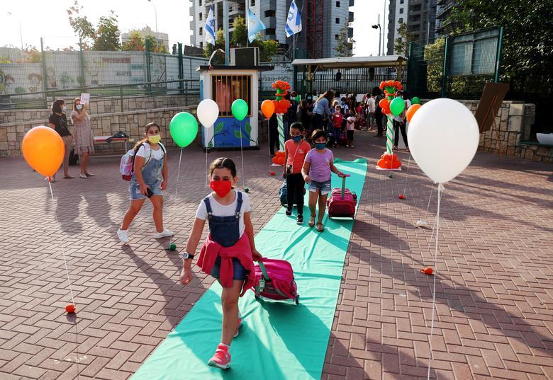 Μπάσδρα | Για να ανοίξεις τα σχολεία, καν' το όπως το Ισραήλ