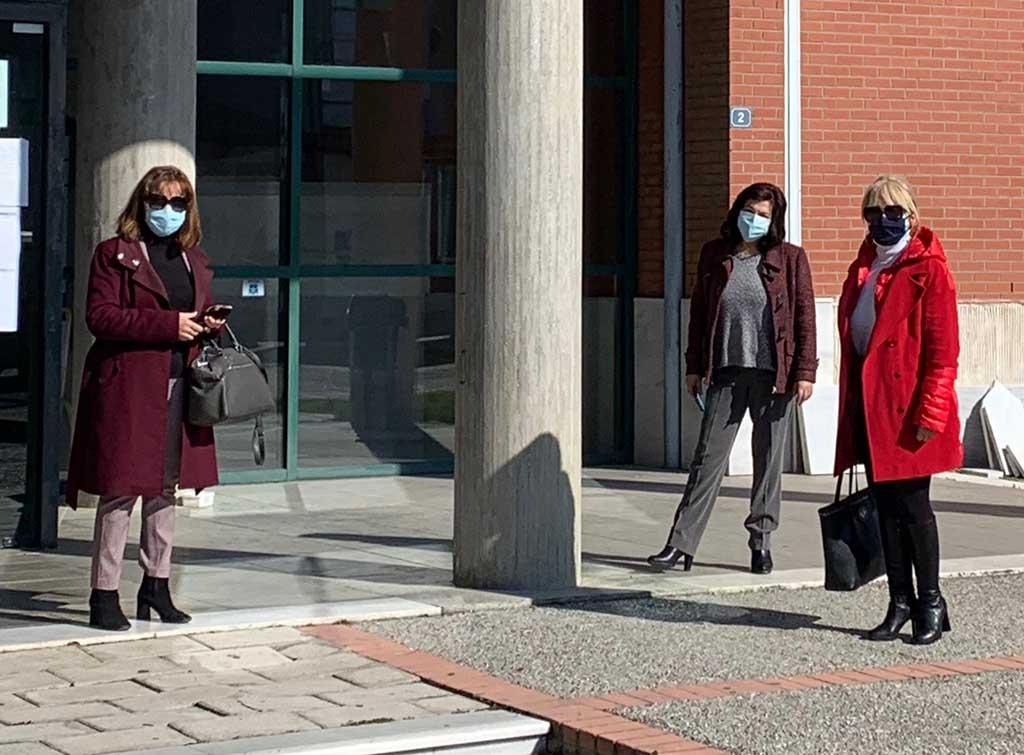 Δικηγορικός Σύλλογος Κατερίνης | Ευχαριστήριο στη Σοφία Μαυρίδου