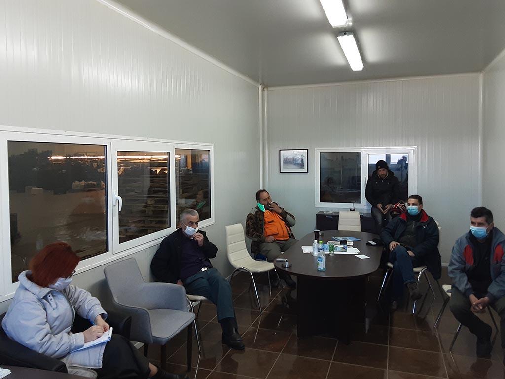 Συναντήσεις της βουλεύτριας Ε. Σκούφα με αγροτικούς συνεταιρισμούς και αγρότες