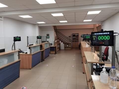 Δήμος Κατερίνης   Ηλεκτρονικό σύστημα προτεραιότητας στο Κέντρο Εξυπηρέτησης Πολιτών (Κ.Ε.Π.)
