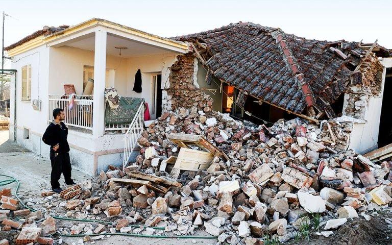 Θεσσαλία - Σεισμός   Σε κατάσταση Έκτακτης Ανάγκης Πολιτικής Προστασίας ο Δήμος Τυρνάβου, ο Δήμος Φαρκαδόνας και η Δ.Ε. Ποταμιάς Δήμου Ελασσόνας