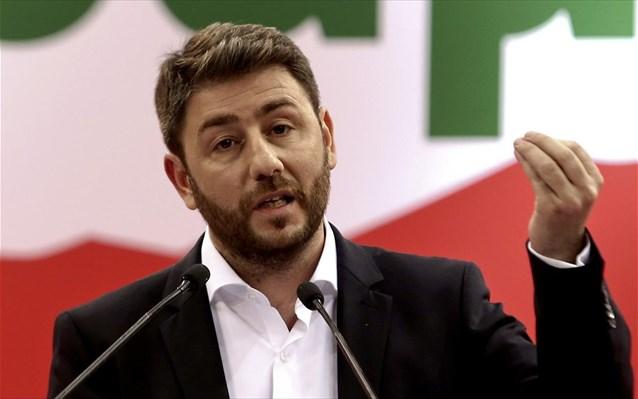 Νίκος Ανδρουλάκης | Ο 3ος υποψήφιος για την ηγεσία του Κινήματος Αλλαγής