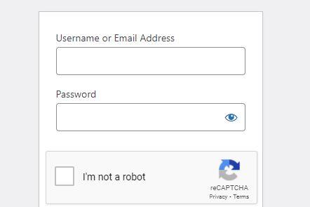 reCaptcha by Google