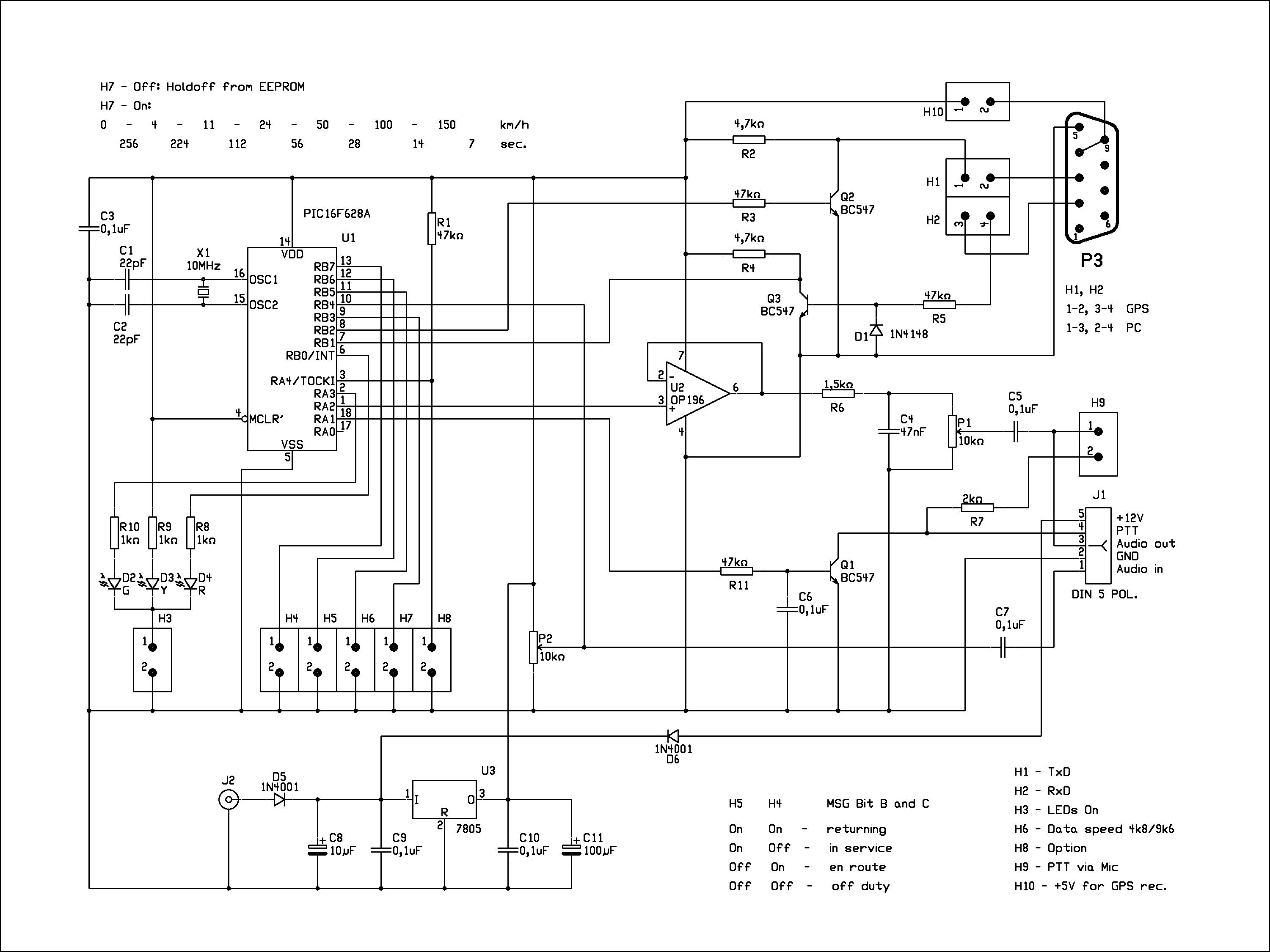 Schematic Printed Circuit Board 65x62 Mm Silk Snap Of