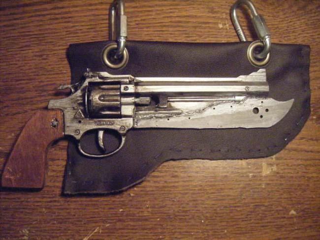 armamento antigo - O Macho Alpha-8