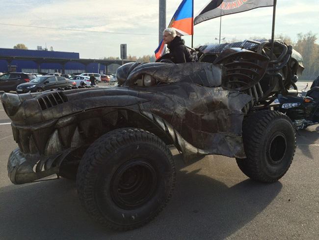 Mad Max russo - O Macho Alpha-3