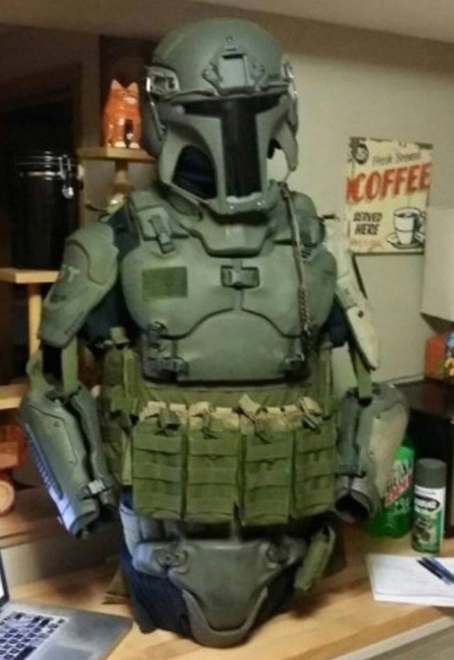 armor - O Macho Alpha-3