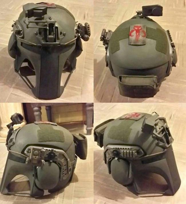 armor - O Macho Alpha-4