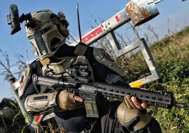 armor - O Macho Alpha-6