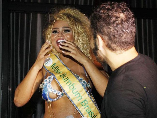 Erika Canela, Miss Bumbum 2016