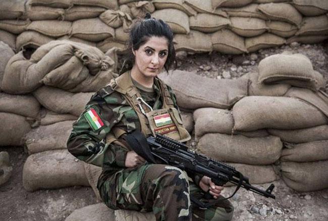 Joanna Palani, ISIS