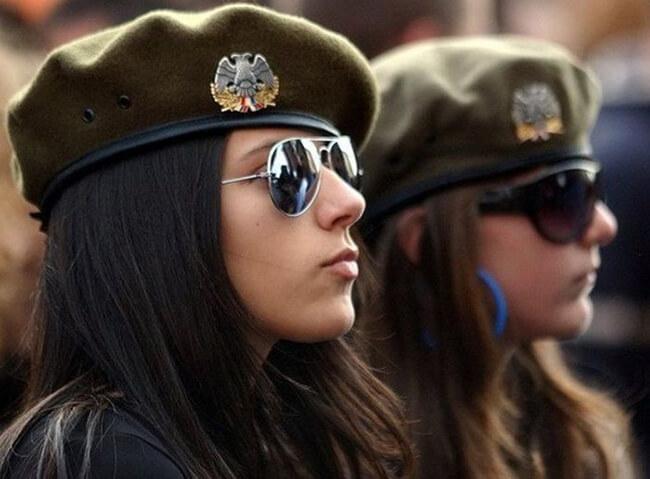 mulheres, Sérvia
