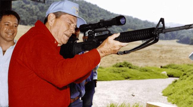 Ronald Reagan, melhores, presidentes