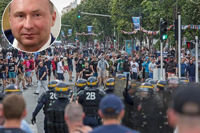 parlamentar, russo, briga, torcidas