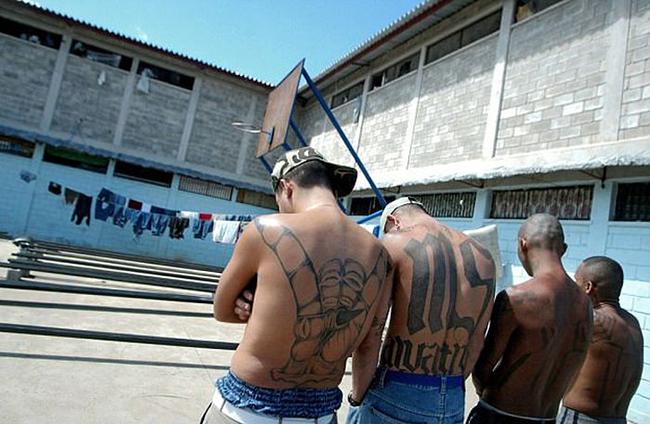 prisão hondurenha