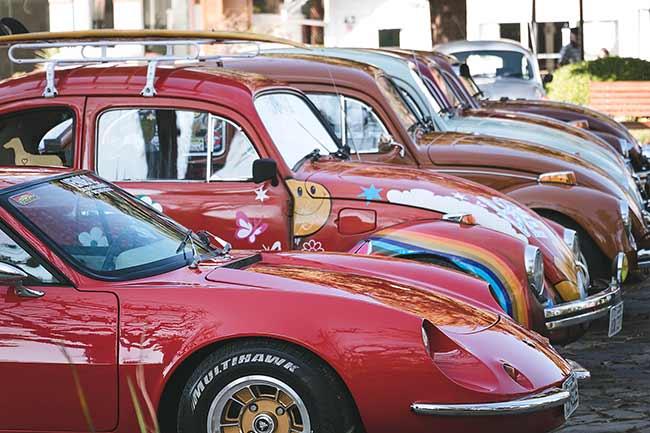 carros tradicionais