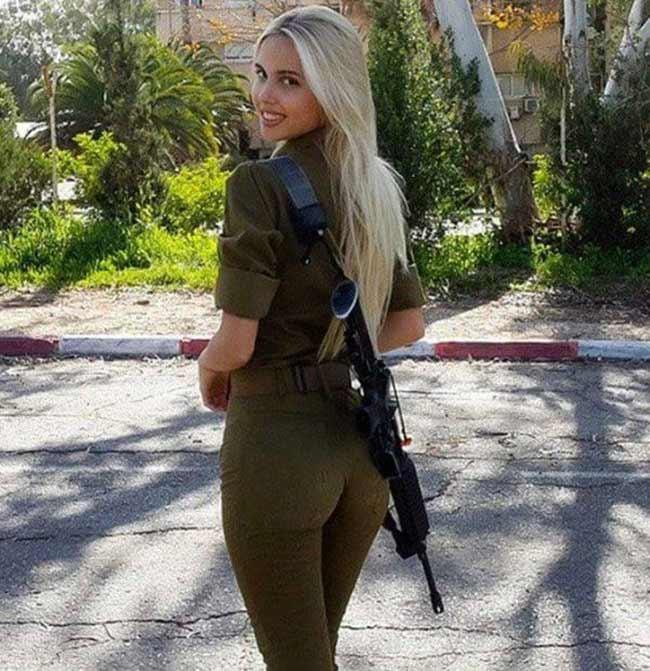 exército feminino