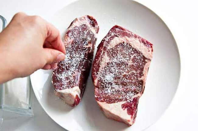 carne estragada