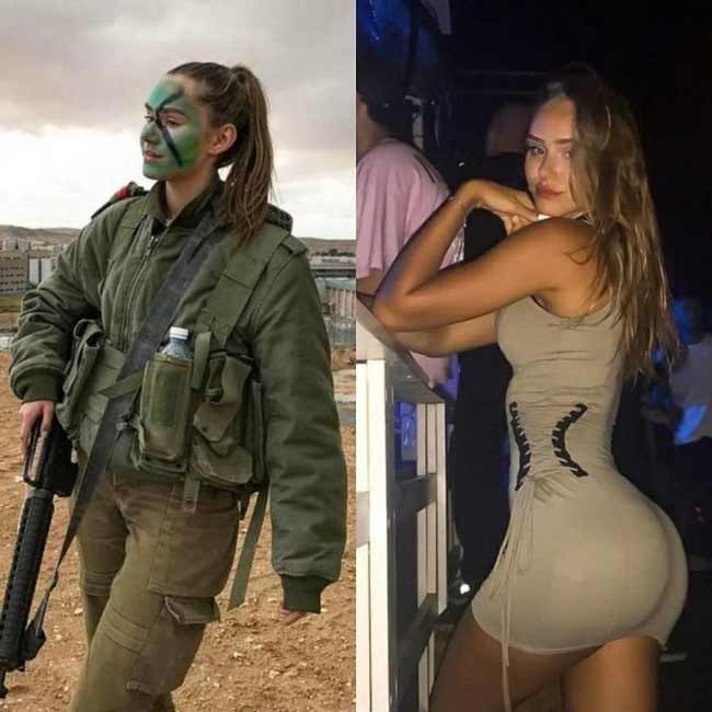 militares gatas