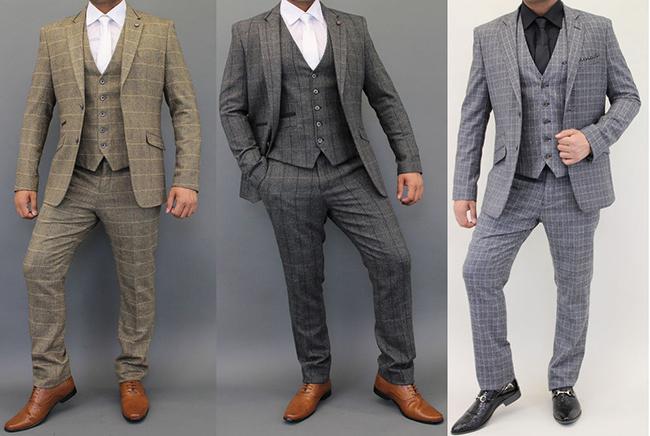 Terno Tweed