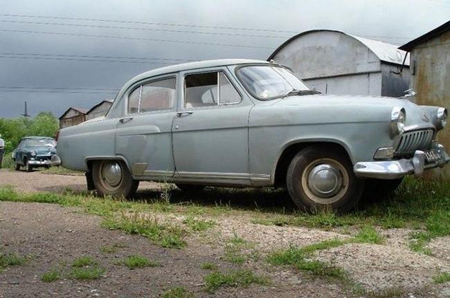 carro soviético